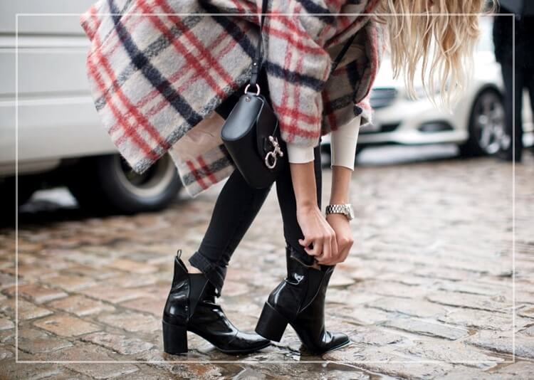 camille charrièreCoat - Ganni, Jeans - Anine Bing, bag - Givenchy, zara - top + boots