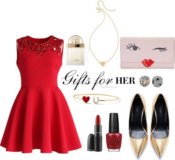 Valentines gifts for her by FTG