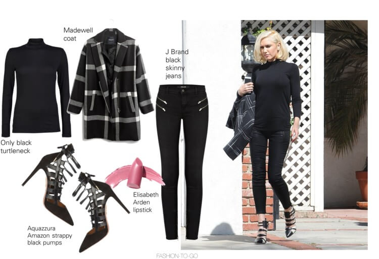 Get the look Gwen Stefani by Fashion to go