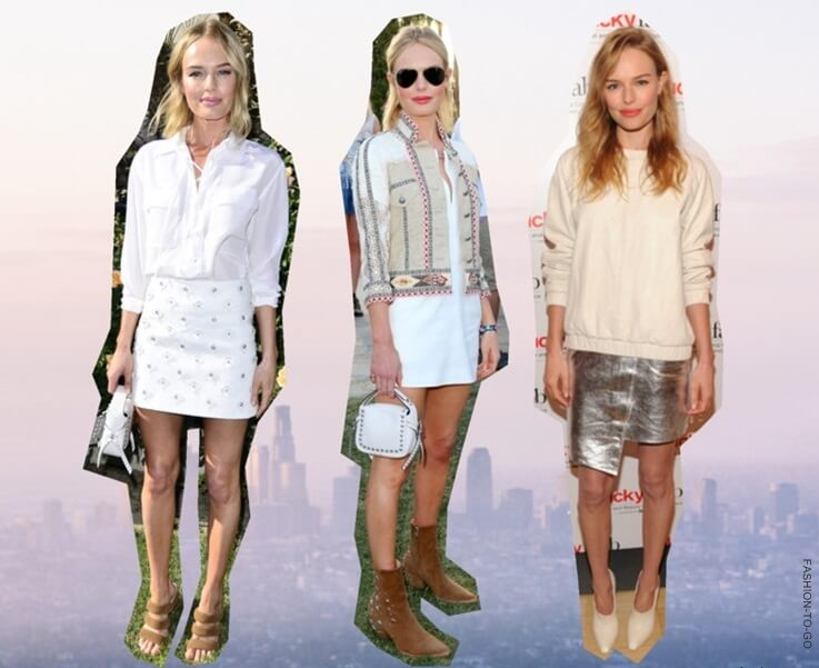 Style icon Kate Bosworth by FTG