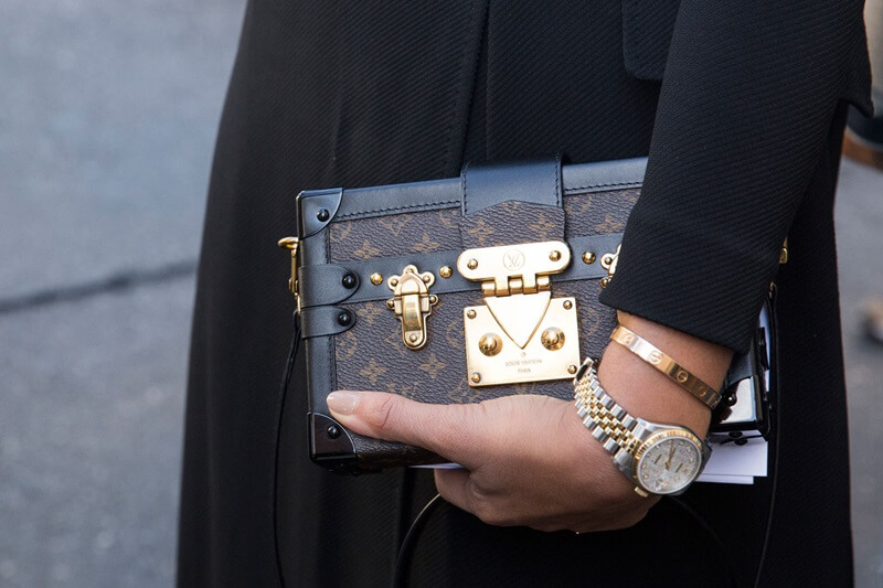 All eyes on: LV Petite Malle at http://www.fashiontogo-ftg.com/