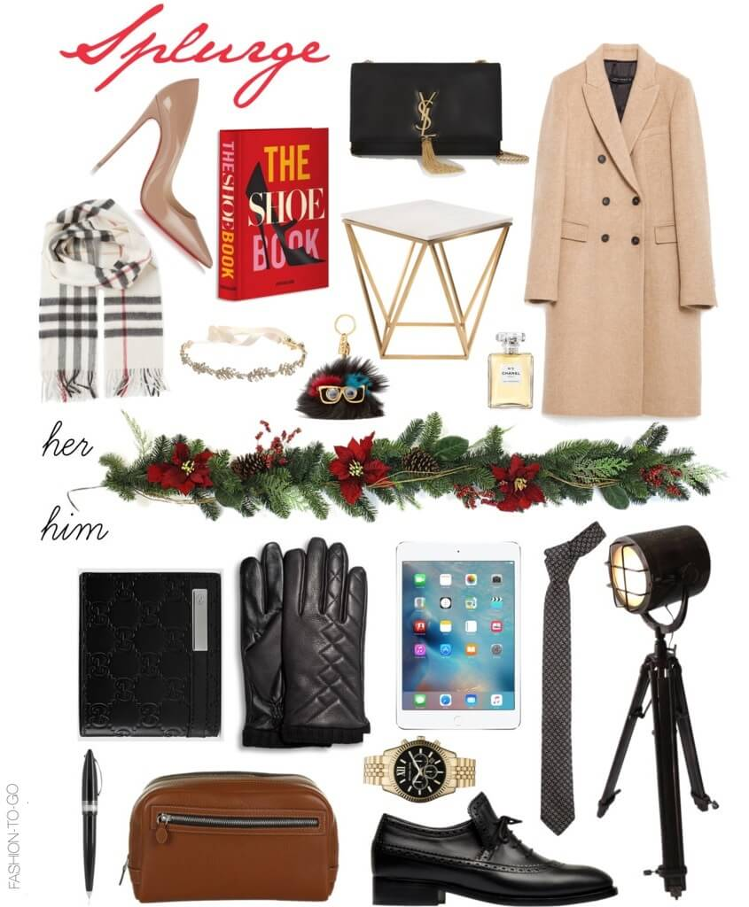 Gift holiday guide fashion splurges advise dress in everyday in 2019