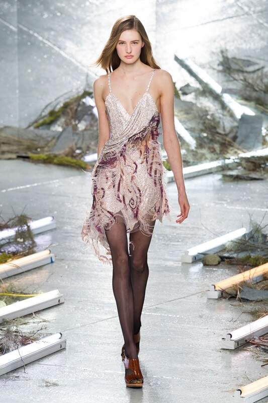 Runway inspired: Holiday party looks by FTG