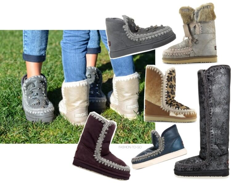 Winter must have Mou boots by FTG street style