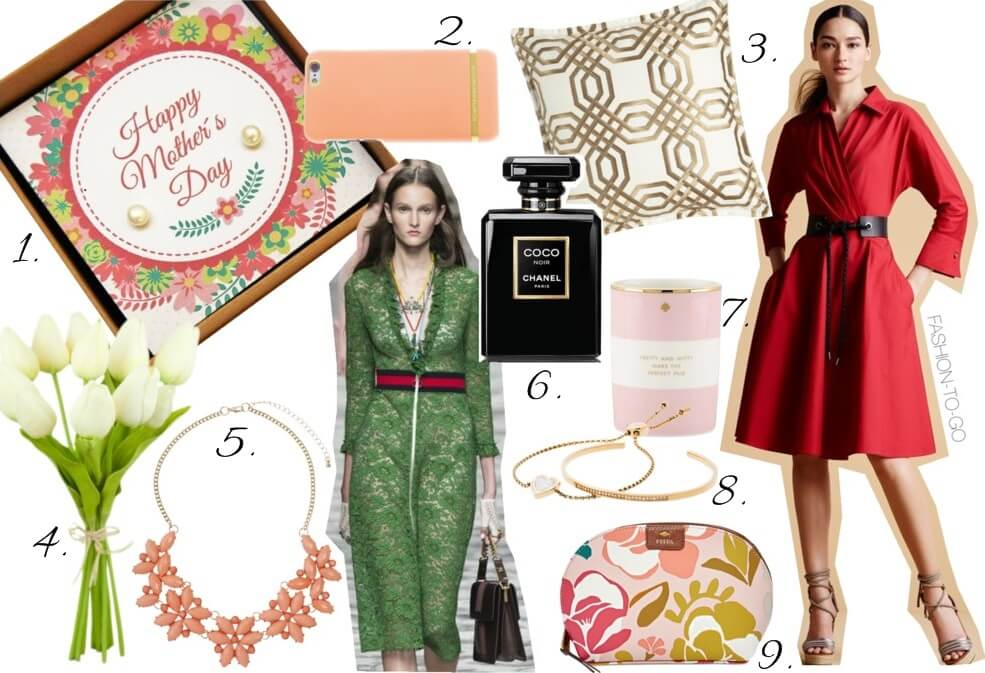 Mothers Day gift guide by FTG: http://www.fashiontogo-ftg.com/mothers-day-gift-guide/