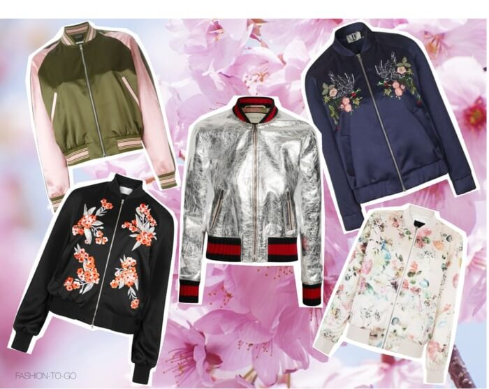 Shopping guide - best of bomber jackets by FTG: http://www.fashiontogo-ftg.com/top-14-bomber-jackets/