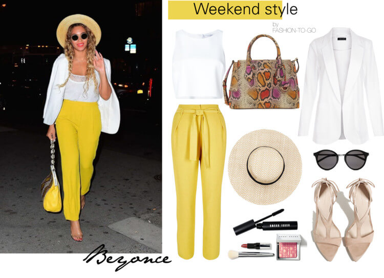 Weekend style Beyonce by FTG
