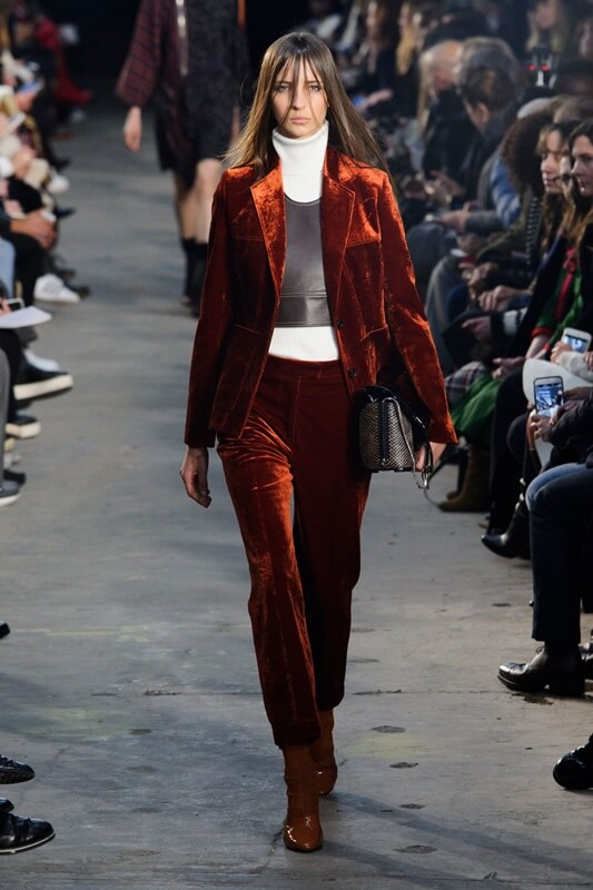 3.1 Phillip Lim fall 2016 - crop top over shirt at FTG