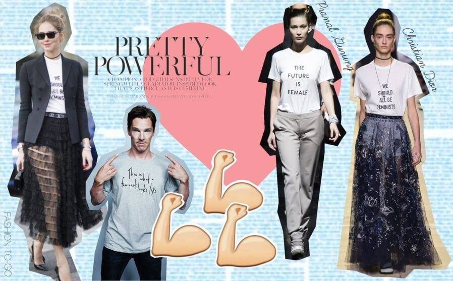 Happy Womens Day By FASHIONTOGO! We should all be feminist!