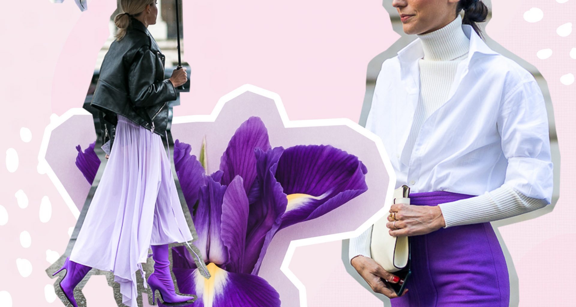 Colour of the Year by Pantone - Ultra Violet