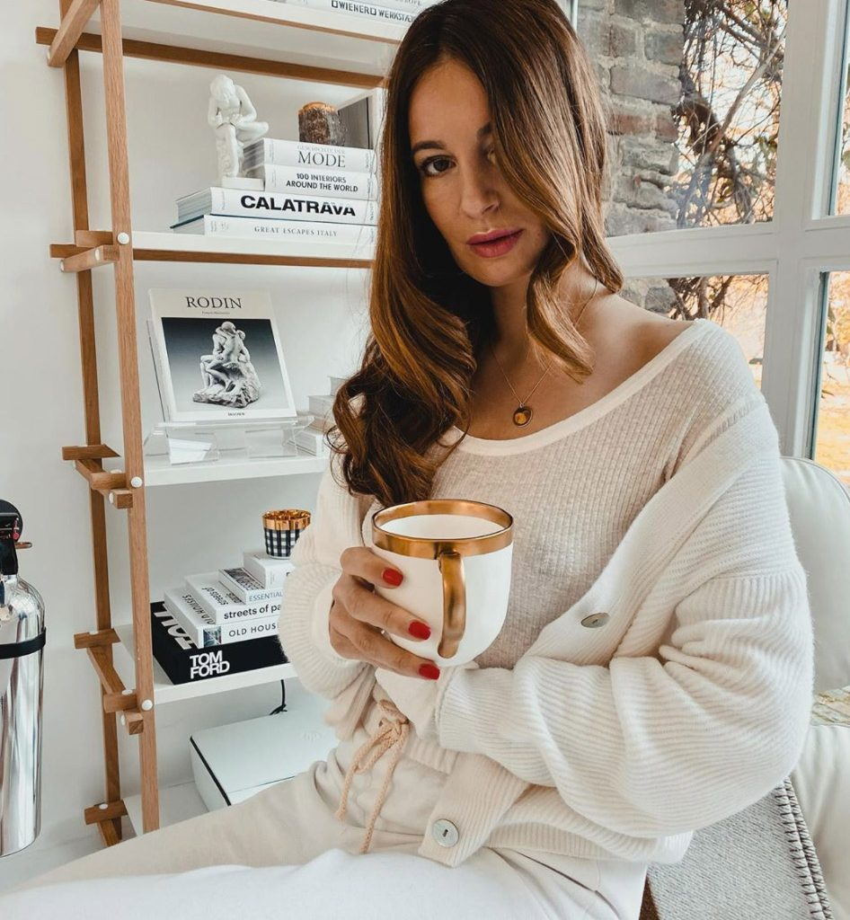 self isolation knitwear outfits