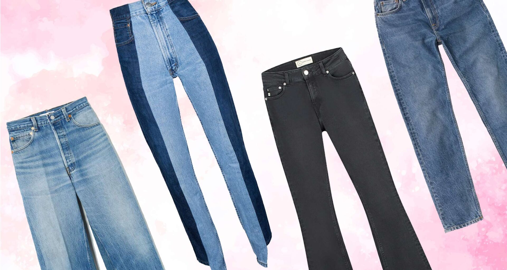 ethical sustainable eco women denim jeans